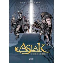 Aslak 03. El Hogar de los Héroes
