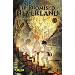 The Promised Neverlan 13 - Ed. Especial