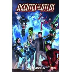 Agentes de Atlas: Pandemónium
