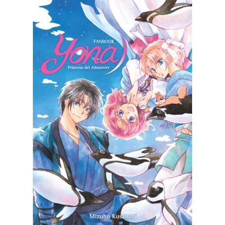 Yona, Princesa del Amanecer Fanbook
