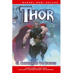 Marvel Now! Deluxe. Thor de Jason Aaron 01