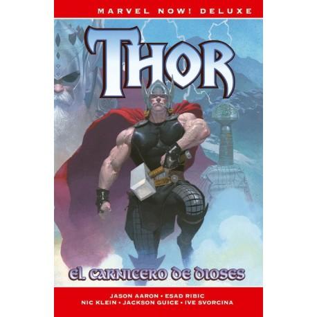 Marvel Now! Deluxe. Thor de Jason Aaron 01
