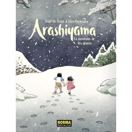 Arashiyama edición especial