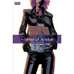 Umbrella Academy 03 - Hotel Oblivion