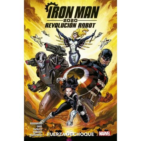 Iron Man 2020. Revolución Robot 01