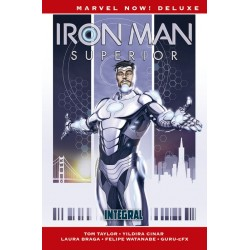 Marvel Now! Deluxe. Iron Man Superior - Integral