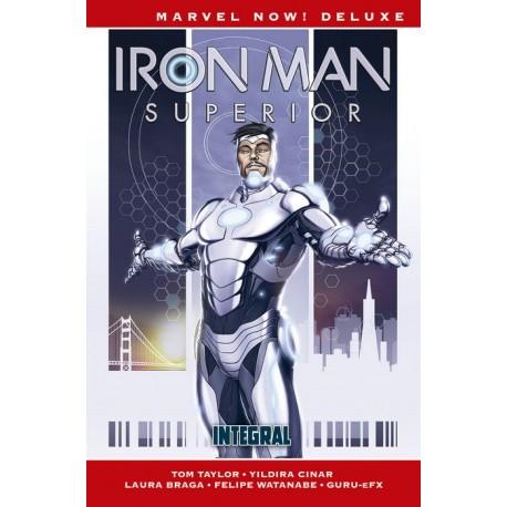 Marvel Now! Deluxe. Iron Man Superior - Integral