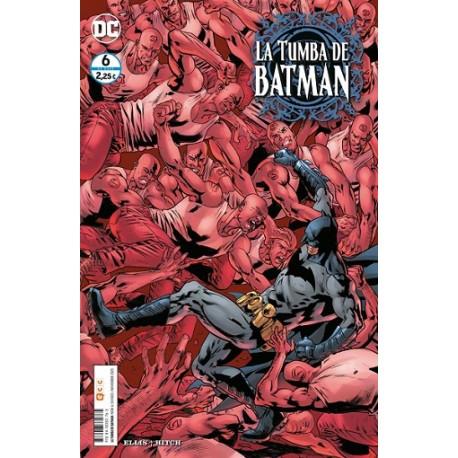 La Tumba de Batman 06