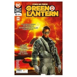 El Green Lantern 100/ 18