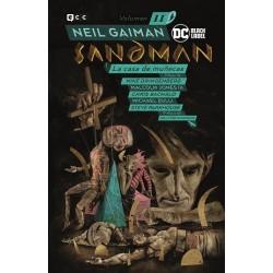 Biblioteca Sandman 02: La Casa de las Muñecas