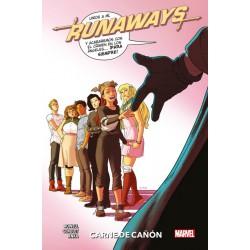 100% Marvel HC. Runaways 05 Carne de cañón