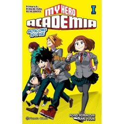 My Hero Academia (novela) 01