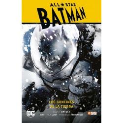 All-Star Batman: Los confines de la tierra (Batman Saga - Renacimiento parte 2)