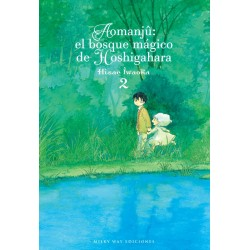 Aomanjú: El Bosque Mágico de Hoshigahara 02