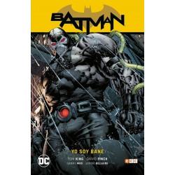 Batman: Yo soy Bane (Batman Saga - Renacimiento parte 4)