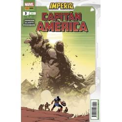 Imperio: Capitán América 3 de 3