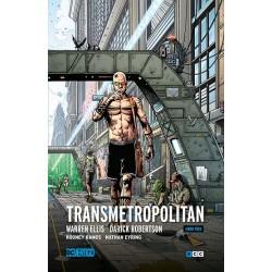 Transmetropolitan 03 de 5 (segunda edición)