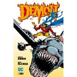 Demon de Garth Ennis vol. 02 (de 2)