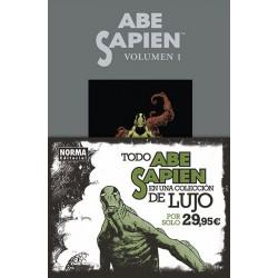 Abe Sapiens 01 Integral
