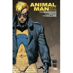 Animal Man 03 (Biblioteca Grant Morrison)