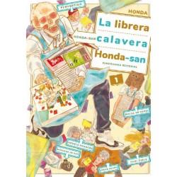 La Librera Calavera Honda-San 01