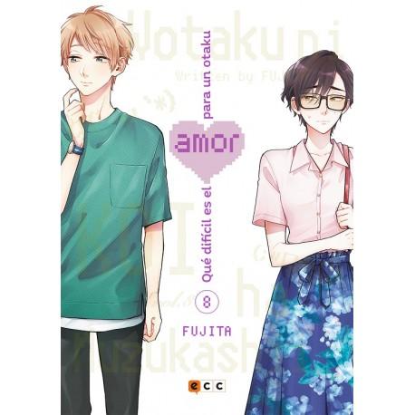 Qué difícil es el amor para un otaku 08