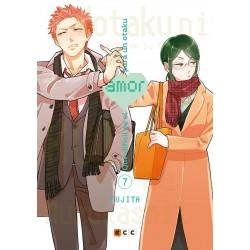 Qué difícil es el amor para un otaku 07