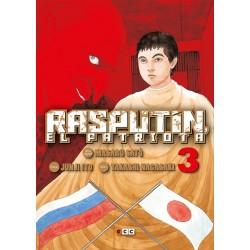 Rasputín, el patriota 03 de 6