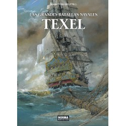 Las Grandes Batallas Navales 09. Texel