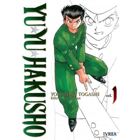 Yu Yu Kakusho Ed. Kanzenban