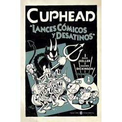 Cuphead 01. Lances Cómics y Desatinos