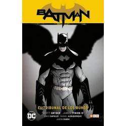 Batman: El Tribunal de los Búhos (Batman Saga - Nuevo Universo parte 1)