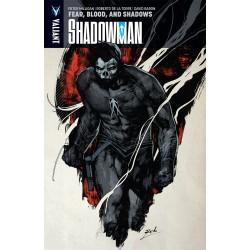 Shadowman 4: Miedo, Sangre y Sombras