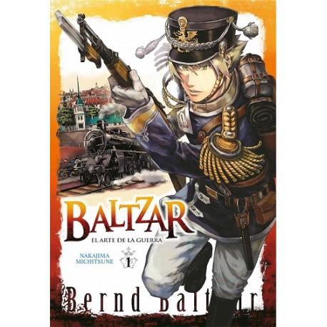 Baltazar: El Arte de la Guerra 01