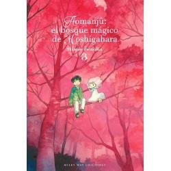 Aomanjú: El Bosque Mágico de Hoshigahara 03