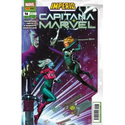 Capitana Marvel 16 - Imperio