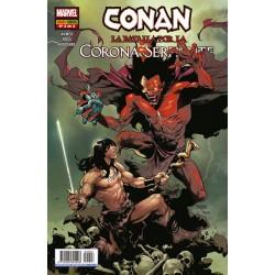 Conan: La Batalla por la Corona Serpiente 3 de 3