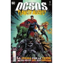 DCSOS: Planeta muerto núm. 01 de 6