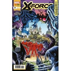 X-Force 09. Camino a X de Espadas