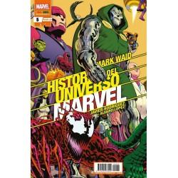 Historia del Universo Marvel 05 - Edición especial