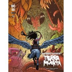 Wonder Woman: Tierra Muerta 02 de 2