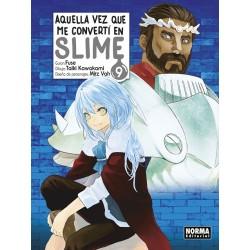 Aquella Vez que me Convertí en Slime 09
