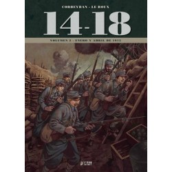 14-18 Vol. 2 (enero y abril de 1915)