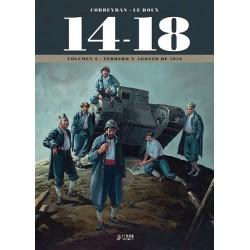14-18 Vol. 3 (febrero y aogsto de 1916)