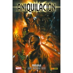 Aniquilación Saga 01. Prólogo