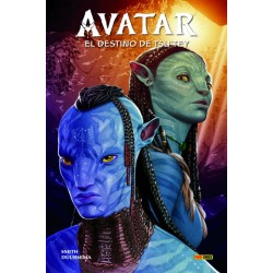 James Cameron's Avatar: El Destino de Tsu'tey