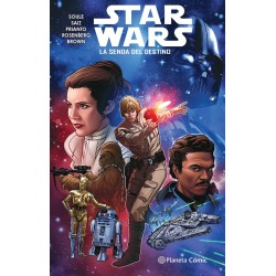Star Wars 01. La Senda del Destino (tomo)