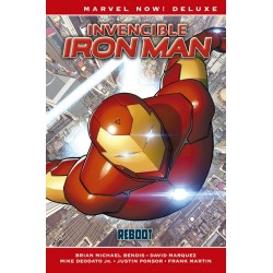 Marvel Now! Deluxe. Invencible Iron Man 01