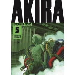 AKIRA 05. Edición original.
