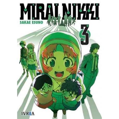 Mirai Nikki 3